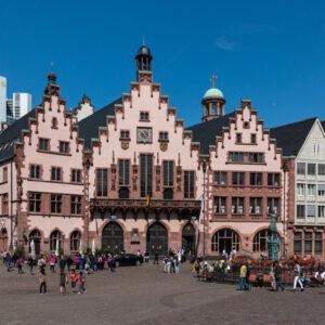 Standesamt Frankfurt, Rathaus Römer, Standesamtlich heiraten Frankfurt, Rhein-Main Hochzeit, standesamtliche Trauung, historisches Rathaus