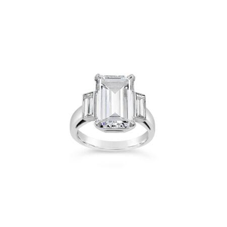 Ring, Verlobungsring, Diamant, Brahmfeld und Gutruf