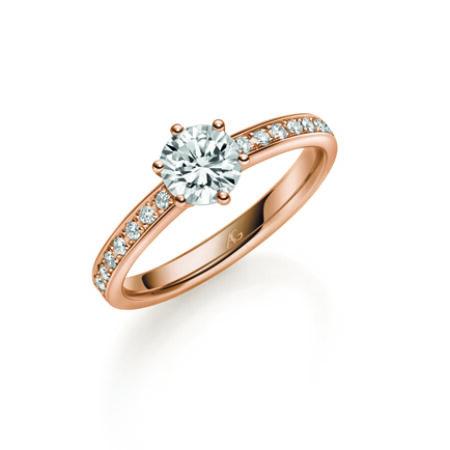 Ring, Verlobungsring, Gerstner