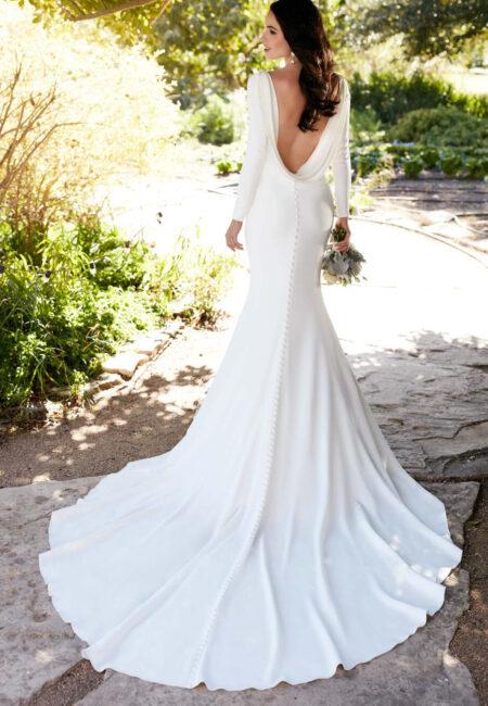 Hochzeitskleid, Braut, Hochzeit, weißes Kleid, Details, Meghan Markle Brautkleid