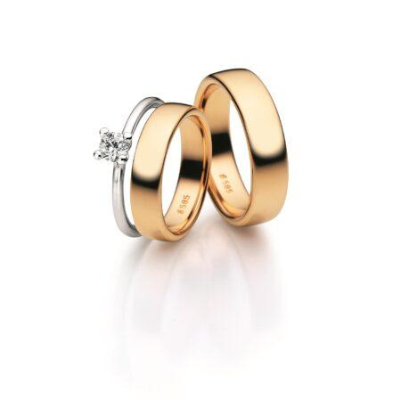 Fischer Trauringe, Trauringe, Eheringe, Verlobungsring, Antragsring, Juwelier, Carbon, Hochzeitsschmuck