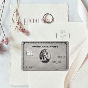 Hochzeit, Amex, Kreditkarte, Geld
