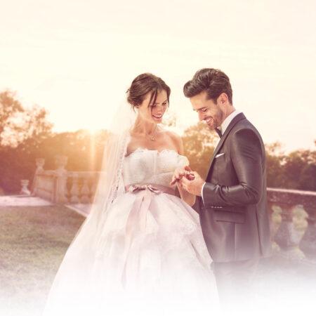 Brautpaar, Hochzeit, Ringe, Eheringe, Trauringe, Meister